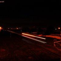 Поезд призрак :: Сашко Губаревич