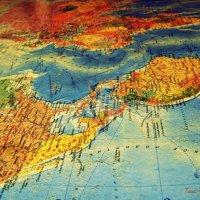 Северная и Южная Америки :: Сашко Губаревич