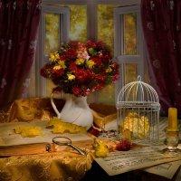 Касалась души нашей Осень светло... :: Валентина Колова