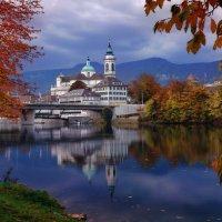 Украшай, осень, жизнь, успокаивай... :: Elena Wymann