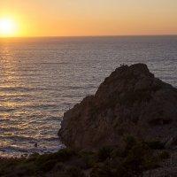 Закат над Атлантикой :: Светлана marokkanka