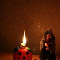 Хэллоуин! :: Ольга