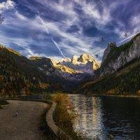 Озеро Гасаузее. Австрия :: Владимир Колесников