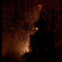 Луч света в темноте... :: Евгений Дьяков