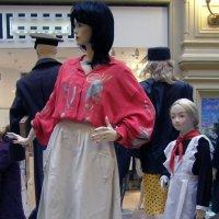 Мода в России 120 лет. 1980 - е годы :: Анна Воробьева