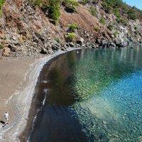 черный пляж :: Marina Tan