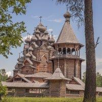 Церковь во имя Покрова Пресвятой Богородицы :: bajguz igor