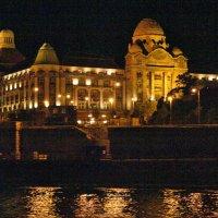 Ночной Будапешт :: Дмитрий Лебедихин