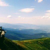 Горы открывают просторы :: Наталия Каминская