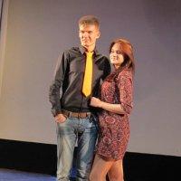 Стильный оранжевый галстук :: Дмитрий Никитин