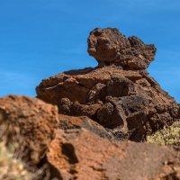 Каменный лик 1 :: Андрей Бондаренко