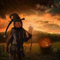 Halloween-хэллоуин :: Дмитрий Гончаров