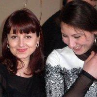 Людмила и Карина :: Татьяна Пальчикова