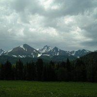 горы алтая :: vladimir polovnikov