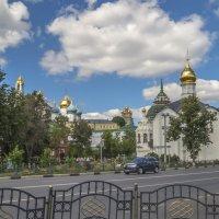 Сергиев Посад :: Сергей Цветков