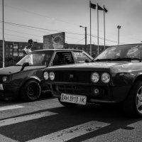 Пушки-гонки :: Виталий Гаврин
