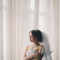 Невеста :: Ольга Васильева (Хорькова)
