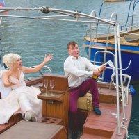 осенняя свадьба в Севастополе :: Игорь Юрьев