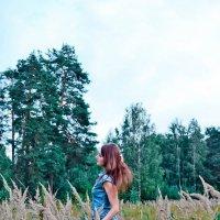 В лесу :: Юлия Шевцова