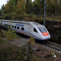 Аллегро в финских скалах :: ast62