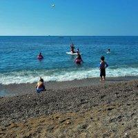 Дети и море... :: Sergey Gordoff