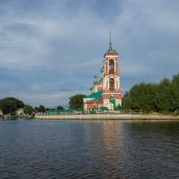 Церковь 40 мученников севастийских в Переславле-Залесском :: Александра
