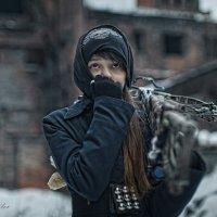 Ребенок войны :: Андрей Гаврилов