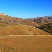 Осенняя мелодия гор  в Эшкаконском ущелье :: Vladimir 070549
