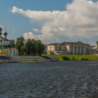 Путешествие из Петербурга в Москву.Волга. :: юрий макаров