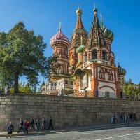 Москва, храм Василия Блаженного :: Игорь Герман