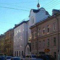 Старообрядческая, православная церковь Петербурге. :: Светлана Калмыкова