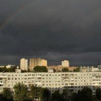 Хмурый сентябрьский вечер... :: Алексей Бубнов
