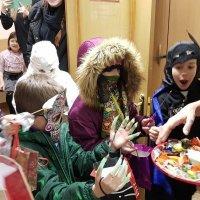 helloween 2017 в студиях ГБУ ЦДКС «Лидер» :: Центр Лидер