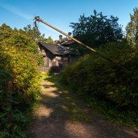 Старый домик :: Елена Кириллова