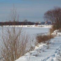 Зимняя околица :: Василь Веренич