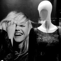 """""""Ничего смешного не вижу..."""" :: Tanja Gerster"""