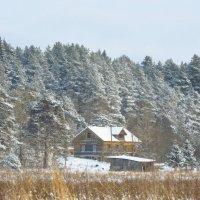 Старый дом :: Анна Азарёнок