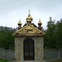 Небольшая   часовня   в   Отыние :: Андрей  Васильевич Коляскин