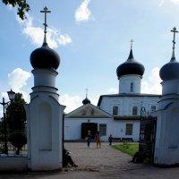 Храм святого великомученика Георгия Победоносца :: Елена Павлова (Смолова)