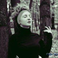 Осенний портрет :: olga