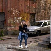 Незнакомка :: Viktor Pjankov