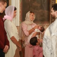 Крещение :: Ирина Солощ