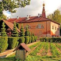 женский монастырь :: юрий карпов