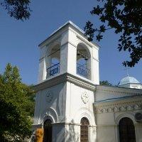 Церковь Введения во храм Пресвятой Богородицы :: Наиля