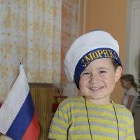 Валерка моряк :: Ольга Русакова
