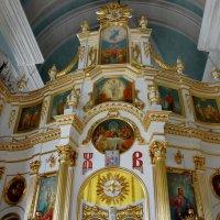 Екатерининский Собор. Внутреннее убранство :: Елена Павлова (Смолова)