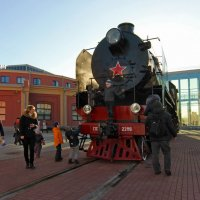 Музей железных дорог России :: Вера Моисеева