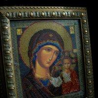 Икона «Казанская Божья Матерь» :: Елена Павлова (Смолова)