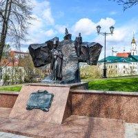 Памятник А.С. Пушкину в Витебске :: Ирина Никифорова