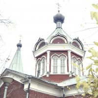 """Церковь """"Всех скорбящих радость"""" :: Juliya Fokina"""